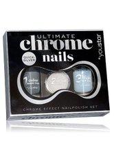 YOUSTAR - youstar Ultimate Chrome Nails Quicksilver Nagellack-Set  no_color - NAGELLACK