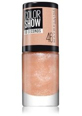 Maybelline Color Show 60 Seconds Nail Polish 7ml 46 Sugar Crystals