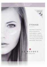 Le Masque Switzerland Cooling & Lifting Eye Masks Augenpads 2 Stk