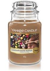 Yankee Candle Chocolate Easter Truffles  Duftkerze 623 g
