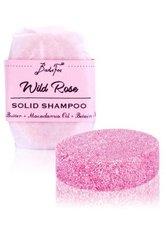 BadeFee Shampoo Wild Rose Festes Shampoo 50 g