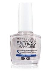 Maybelline Nagelpflege Express Manicure Schnelltrocknender Überlack Nagellack 10.0 ml