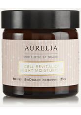AURELIA PROBIOTIC SKINCARE - Aurelia Probiotic Skincare - Cell Revitalize Night Moisturizer, 60 Ml – Nachtpflege - one size - NACHTPFLEGE