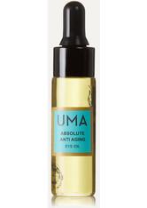 UMA - UMA Oils - Absolute Anti-aging Eye Oil, 15 Ml – Augenöl - one size - AUGENCREME
