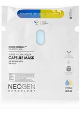 NEOGEN - Neogen - Super Hydra Aqua Capsule Mask – 5 Gesichtsmasken - one size - CREMEMASKEN