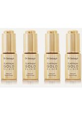 DR SEBAGH - Dr Sebagh - Platinum Gold Elixir, 4 X 10 Ml – Set Aus Seren - one size - DUFTSETS