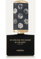 FLORAIKU - Floraiku - My Love Has The Color Of The Night – Set Aus Eaux De Parfum - one size - PARFUM