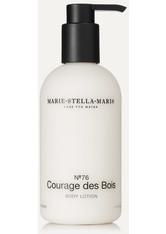 MARIE-STELLA-MARIS - Marie-Stella-Maris - No.76 Body Lotion – Courage Des Bois, 300 Ml – Bodylotion - one size - KÖRPERCREME & ÖLE