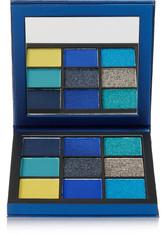 Huda Beauty - Obsessions Eyeshadow Palette – Sapphire – Lidschattenpalette - Blau - one size - HUDA BEAUTY