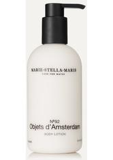 MARIE-STELLA-MARIS - Marie-Stella-Maris - No.92 Body Lotion – Objets D'amsterdam, 300 Ml – Bodylotion - one size - KÖRPERCREME & ÖLE