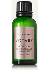 VOTARY - Votary - Facial Oil – Rose Maroc & Sandalwood, 30 Ml – Gesichtsöl - one size - GESICHTSÖL
