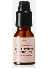 LIXIRSKIN - Lixirskin - Night Switch Retinol 1%, 15 Ml – Serum - one size - SERUM