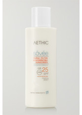AETHIC - Aethic - Triple-filter Ecocompatible Sunscreen Lsf 25, 150 Ml – Sonnencreme - one size - SONNENCREME