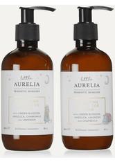 AURELIA PROBIOTIC SKINCARE - Aurelia Probiotic Skincare - Little Aurelia Sleep Time Top To Toe Wash & Cream, 2 X 240 Ml – Hautpflegeset Für Kinder - one size - PFLEGESETS