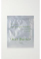 KAT BURKI - Kat Burki - Kb5 Eye Recovery Mask X 8 – Augenmaske - one size - AUGENMASKEN