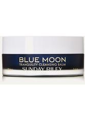 SUNDAY RILEY - Sunday Riley - Blue Moon Tranquility Cleansing Balm, 100 Ml – Reinigungsbalsam - Blau - one size - CLEANSING