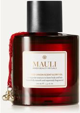 MAULI RITUALS - Mauli Rituals - Sacred Union Scent & Dry Oil, 100 Ml – Körper- Und Haaröl - one size - KÖRPERCREME & ÖLE