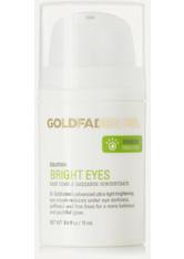 GOLDFADEN MD - Goldfaden MD - Bright Eyes, 15 Ml – Augenserum - one size - AUGENCREME