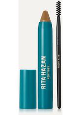 RITA HAZAN - Rita Hazan - Root Concealer Touch Up Stick – Dark Blonde – Ansatzstift - Gelb - one size - HAARTÖNUNG