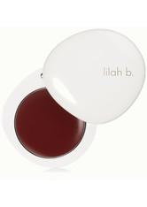LILAH B. - Lilah B. - Divine Duo Lip & Cheek – B.memorable – Lippen- Und Wangenfarbe - Burgunder - one size - GETÖNTER LIPBALM