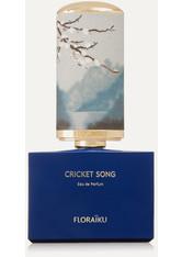 FLORAIKU - Floraiku - Cricket Song, 50 Ml & 10 Ml – Eau De Parfum - one size - PARFUM