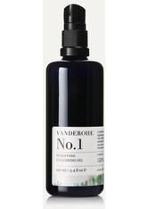 VANDEROHE - Vanderohe - No.1 Purifying Cleansing Oil, 100 Ml – Reinigungsöl - one size - CLEANSING