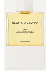 COSTA BRAZIL - Costa Brazil - Kaya Jungle Firming Body Oil, 100 Ml – Körperöl - one size - KÖRPERCREME & ÖLE