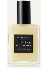 FRENCH GIRL ORGANICS - French Girl Organics - Lumière Moonlight Shimmer Oil, 60 Ml – Körperöl - one size - KÖRPERCREME & ÖLE