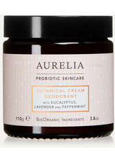 AURELIA PROBIOTIC SKINCARE - Aurelia Probiotic Skincare - Botanical Cream Deodorant, 110 G – Deodorant - one size - DEODORANTS