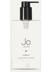 JO LOVES - Jo Loves - Pomelo Hand & Body Cleanser, 200 Ml – Waschgel - one size - SEIFE