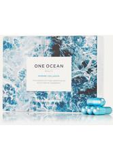 ONE OCEAN BEAUTY - One Ocean Beauty - Marine Collagen Supplement – Nahrungsergänzungsmittel (30 Kapseln) - one size - HAUT- UND HAARVITAMINE