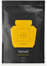 WELLECO - WelleCo - The Super Elixir – Lemon And Ginger Refill, 300 G – Nahrungsergänzungsmittel - one size - HAUT- UND HAARVITAMINE