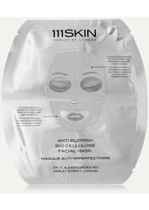 111SKIN - Anti Blemish Bio Cellulose Facial Mask, 5 X 25 Ml – Gesichtsmasken - one size