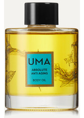 UMA - UMA Oils - Absolute Anti-aging Body Oil, 100 Ml – Körperöl - one size - KÖRPERCREME & ÖLE