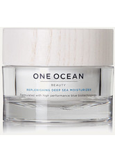 ONE OCEAN BEAUTY - One Ocean Beauty - Replenishing Deep Sea Moisturizer, 50 Ml – Feuchtigkeitscreme - one size - TAGESPFLEGE