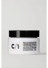 COSMYDOR - Cosmydor - C/1 Regenerative Cream With Borage Vegetable Oil & Marjoram Essential Oil, 50 Ml – Gesichtscreme - one size - TAGESPFLEGE