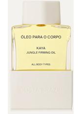 COSTA BRAZIL - Costa Brazil - Kaya Jungle Firming Body Oil, 30ml – Körperöl - one size - KÖRPERCREME & ÖLE