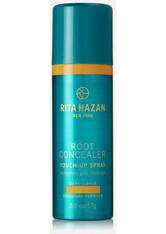 RITA HAZAN - Rita Hazan - Root Concealer Spray – Dark Blonde, 57 G – Ansatzspray - Gelb - one size - HAARTÖNUNG