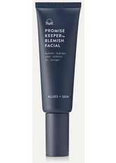 ALLIES OF SKIN - Allies of Skin - Promise Keeper Blemish Facial, 50 Ml – Gesichtsmaske - one size - CREMEMASKEN