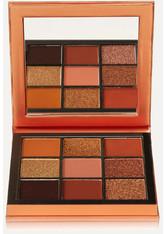 HUDA BEAUTY - Huda Beauty - Obsessions Eyeshadow Palette – Topaz – Lidschattenpalette - Orange - one size - LIDSCHATTEN