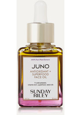 SUNDAY RILEY - Sunday Riley - Juno Hydroactive Cellular Face Oil, 35 ml – Gesichtsöl - one size - GESICHTSÖL