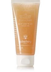 SISLEY - Sisley - Buff And Wash Facial Gel, 100ml – Reinigungsgel - one size - PEELING