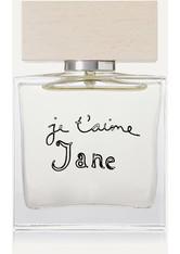 BELLA FREUD - Bella Freud Parfum - Je T'aime Jane – Floral, Sinnlich & Chypre, 50 Ml – Eau De Parfum - one size - PARFUM