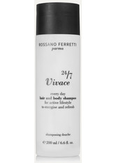 ROSSANO FERRETTI PARMA - ROSSANO FERRETTI Parma - Vivace 24/7 Every Day Hair And Body Shampoo, 200 Ml – Shampoo - one size - SHAMPOO