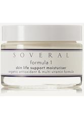 SOVERAL - SOVERAL - Formula 1 Skin Life Support Moisturizer, 50 ml – Feuchtigkeitscreme - one size - TAGESPFLEGE