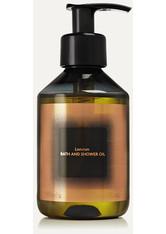 TOM DIXON - Tom Dixon - London Bath And Shower Oil, 180 Ml – Dusch- Und Badeöl - one size - DUSCHEN & BADEN