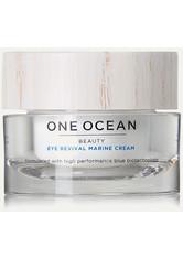 ONE OCEAN BEAUTY - One Ocean Beauty - Eye Revival Marine Cream, 15 Ml – Augencreme - one size - AUGENCREME