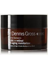 DR. DENNIS GROSS - Dr. Dennis Gross Skincare - Ferulic + Retinol Anti-aging Moisturizer, 50 Ml – Feuchtigkeitscreme - one size - TAGESPFLEGE