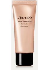 SHISEIDO - Shiseido - Synchro Skin Illuminator – Rose Gold, 40 Ml – Highlighter - Metallic - one size - HIGHLIGHTER