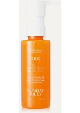 SUNDAY RILEY - Sunday Riley - C.e.o. C + E Micro-dissolve Cleansing Oil, 100 Ml – Reinigungsöl - one size - CLEANSING